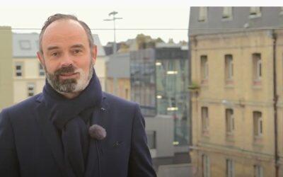 Les vœux d'Edouard Philippe