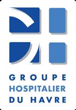 logo footer groupe hospitalier du havre